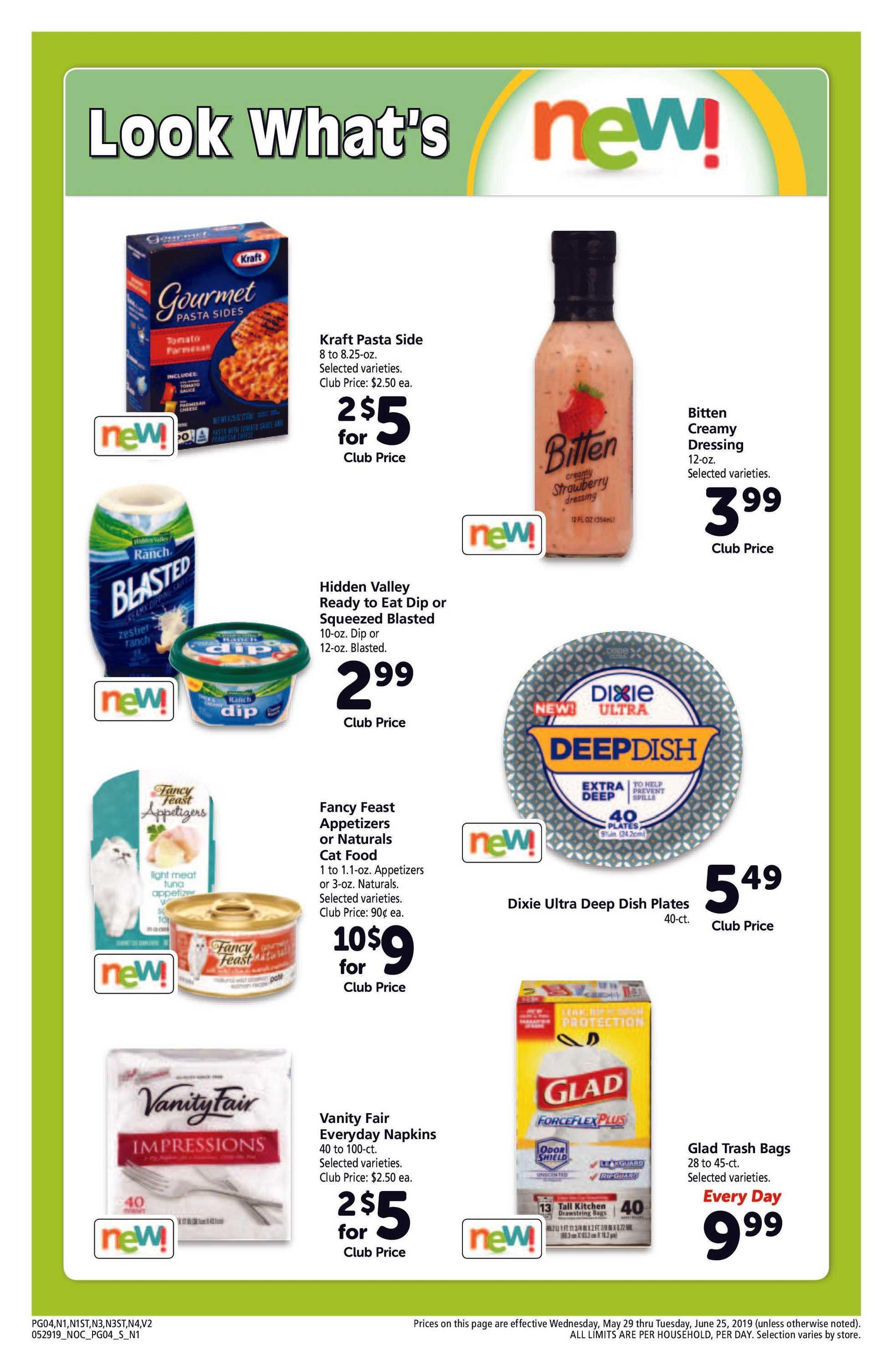 Safeway - deals 29 05 2019 | us promotons com