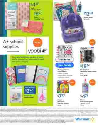 Walmart - promo starting from 11.08.2019 - page 21