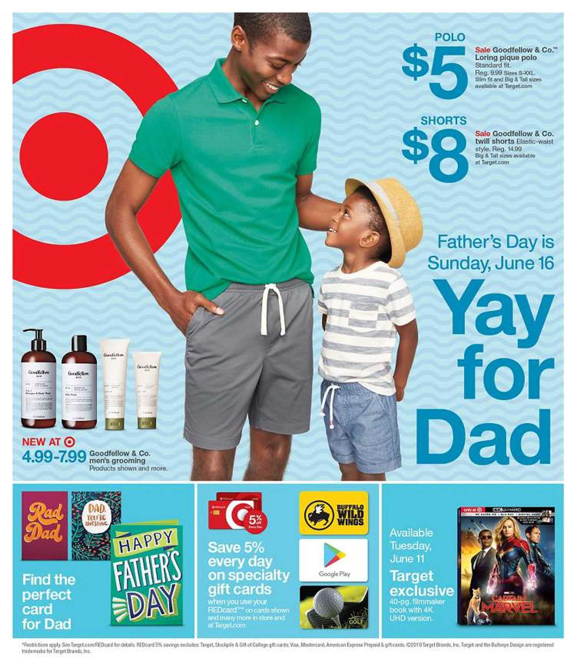 Target - deals 09 06 2019 | us promotons com
