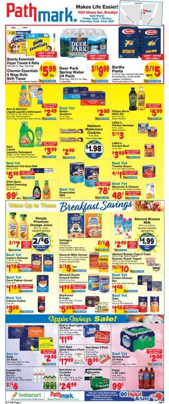 ACME - deals are valid from 09/17/21 to 09/23/21 - page 1.