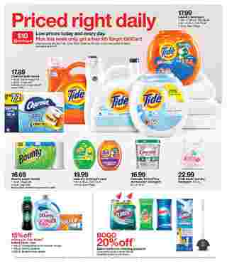 Target - promo starting from 2019-07-14 - page 24