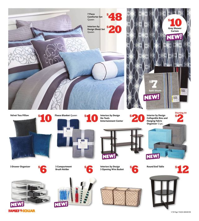 Family Dollar - promo starting from 2019-01-30 - page 7