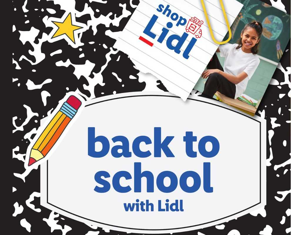 Lidl - deals are valid from 07/07/21 to 08/10/21 - page 1.