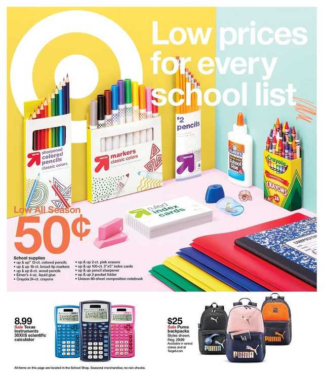 Target - promo starting from 2019-07-14 - page 2