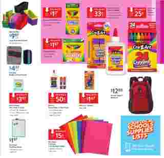 Walmart - promo starting from 11.08.2019 - page 20