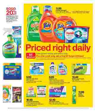 Target - promo starting from 2019-05-19 - page 23