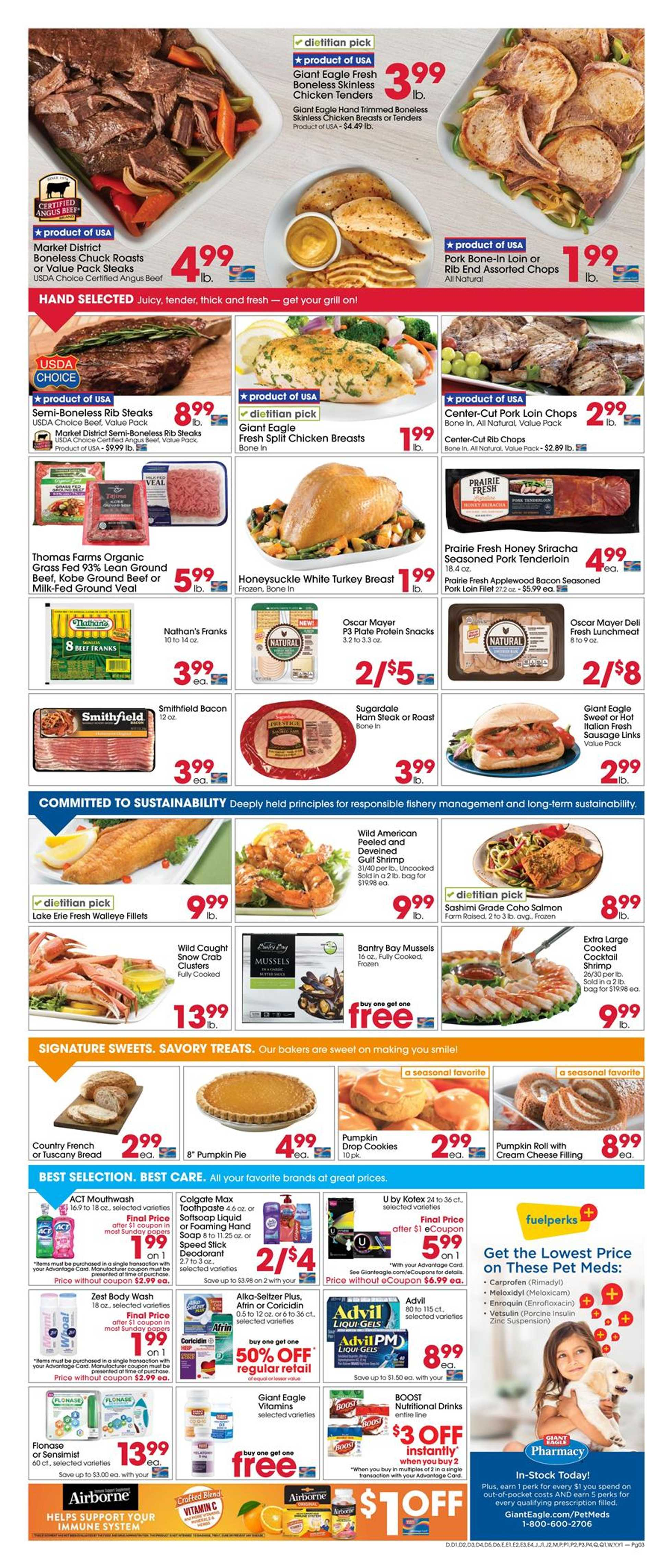 Giant Eagle - promo starting from 09/19/19 - page 3