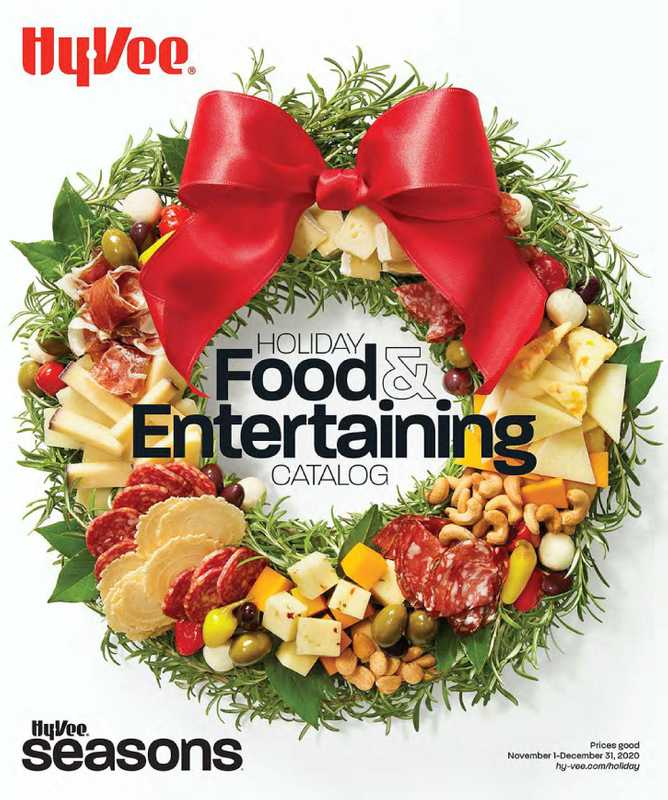 Hy-Vee - deals are valid from 11/01/20 to 12/31/20 - page 1.