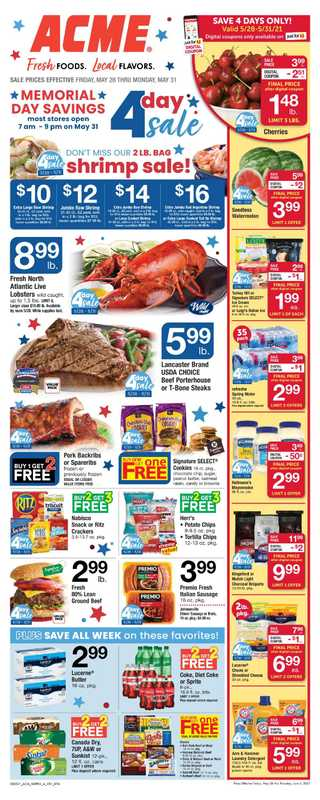 ACME - deals are valid from 05/28/21 to 06/03/21 - page 1.