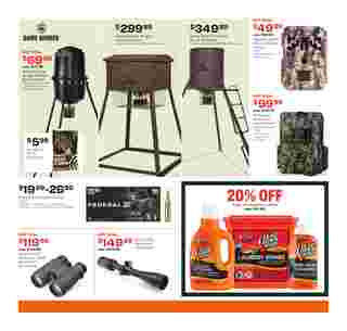 Academy Sports + Outdoors - promo starting from 10/14/19 - page 5