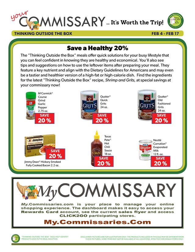 COMMISSARY - promo starting from 2019-02-04 - page 13