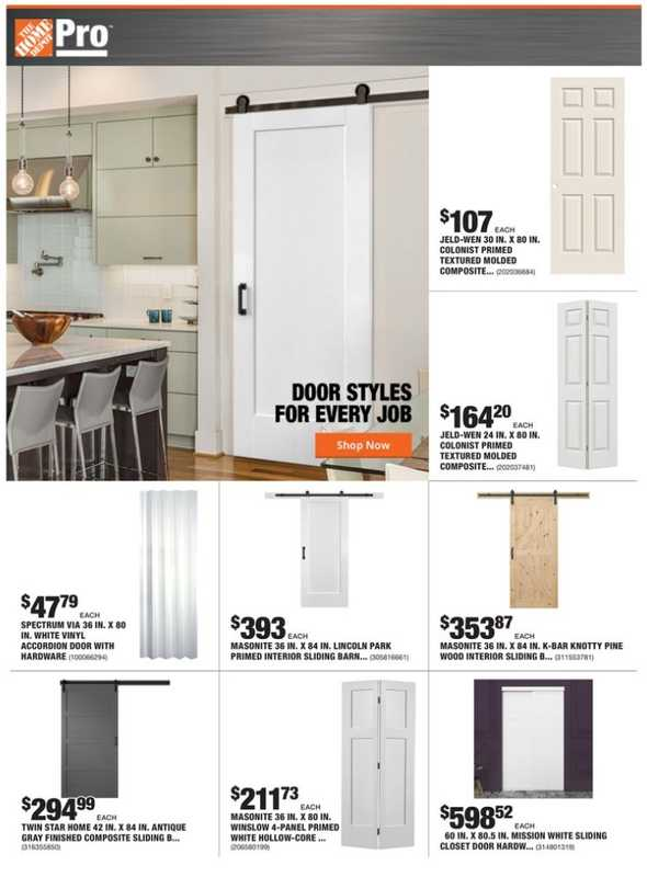 The Home Depot - deals are valid from 09/13/21 to 09/20/21 - page 1.