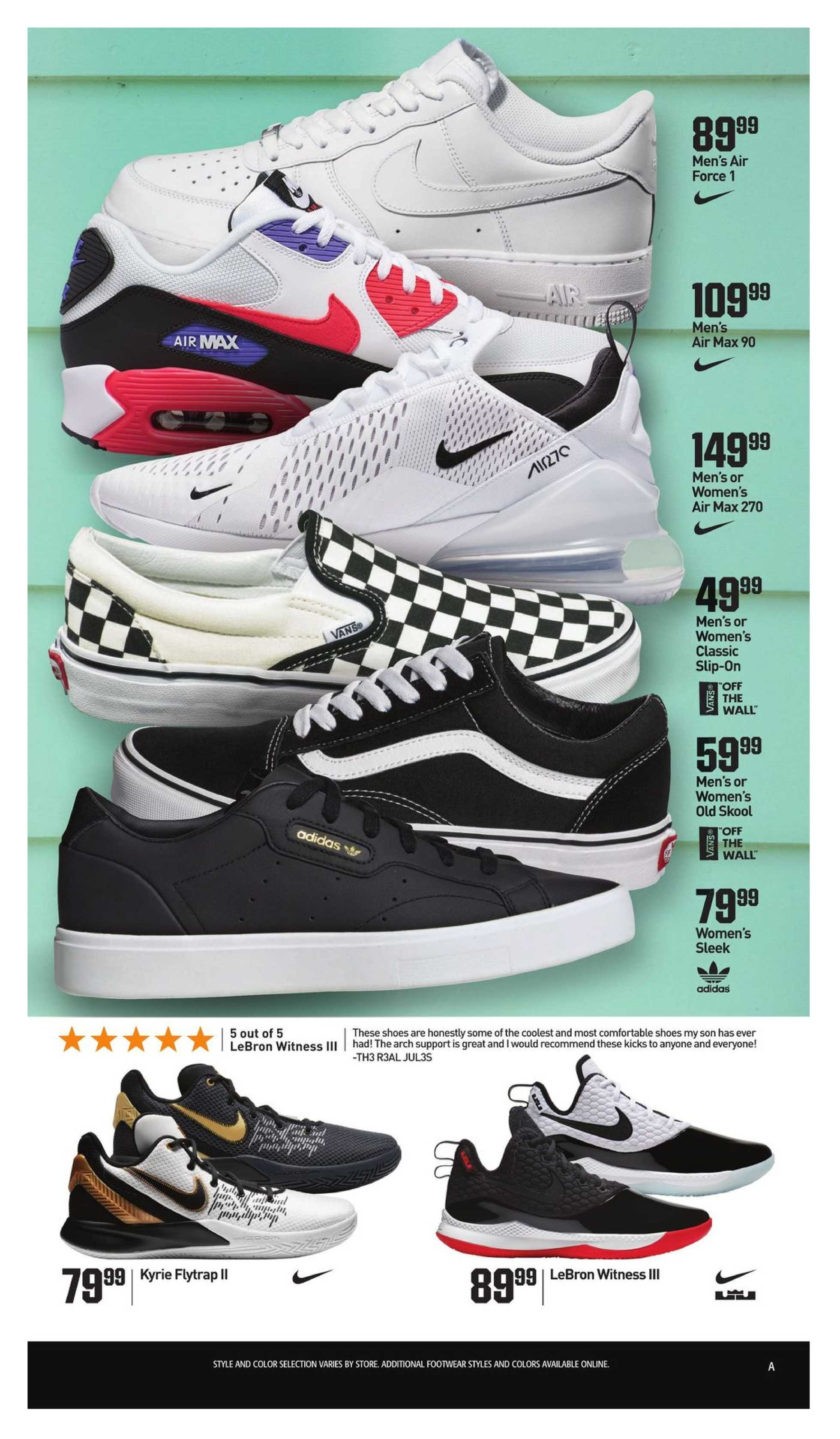 competitive price 06956 3f083 Current flyer of Dick's Sporting Goods | us.promotons.com