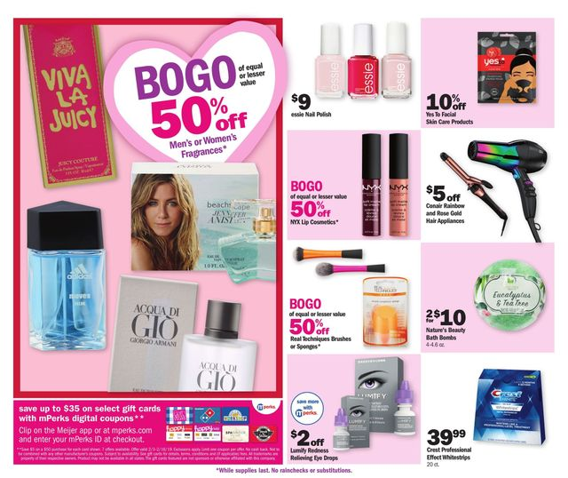 meijer - promo starting from 2019-02-03 - page 7
