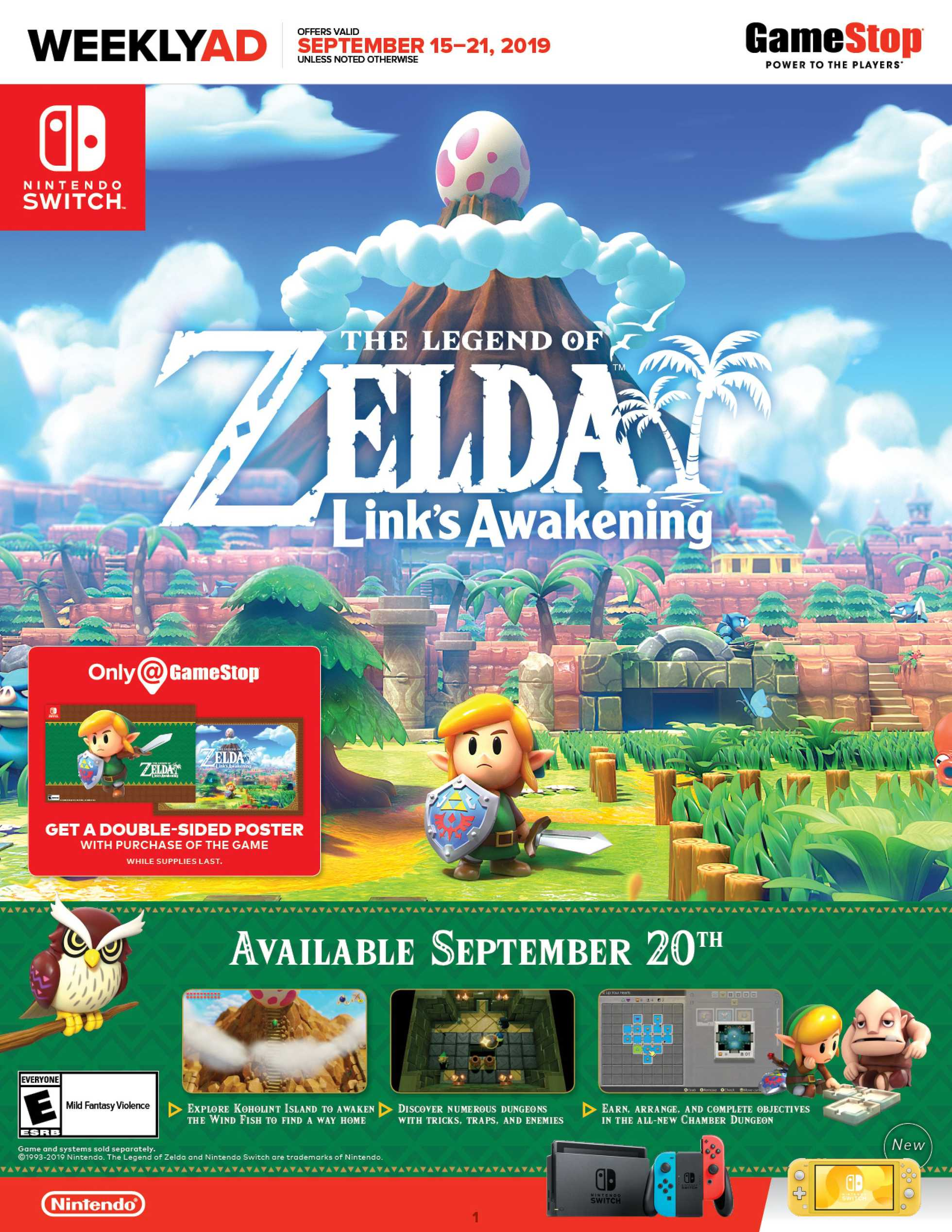 GameStop - promo starting from 09/15/19 - page 1