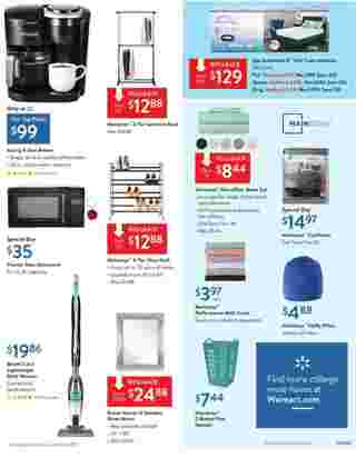 Walmart - promo starting from 11.08.2019 - page 14