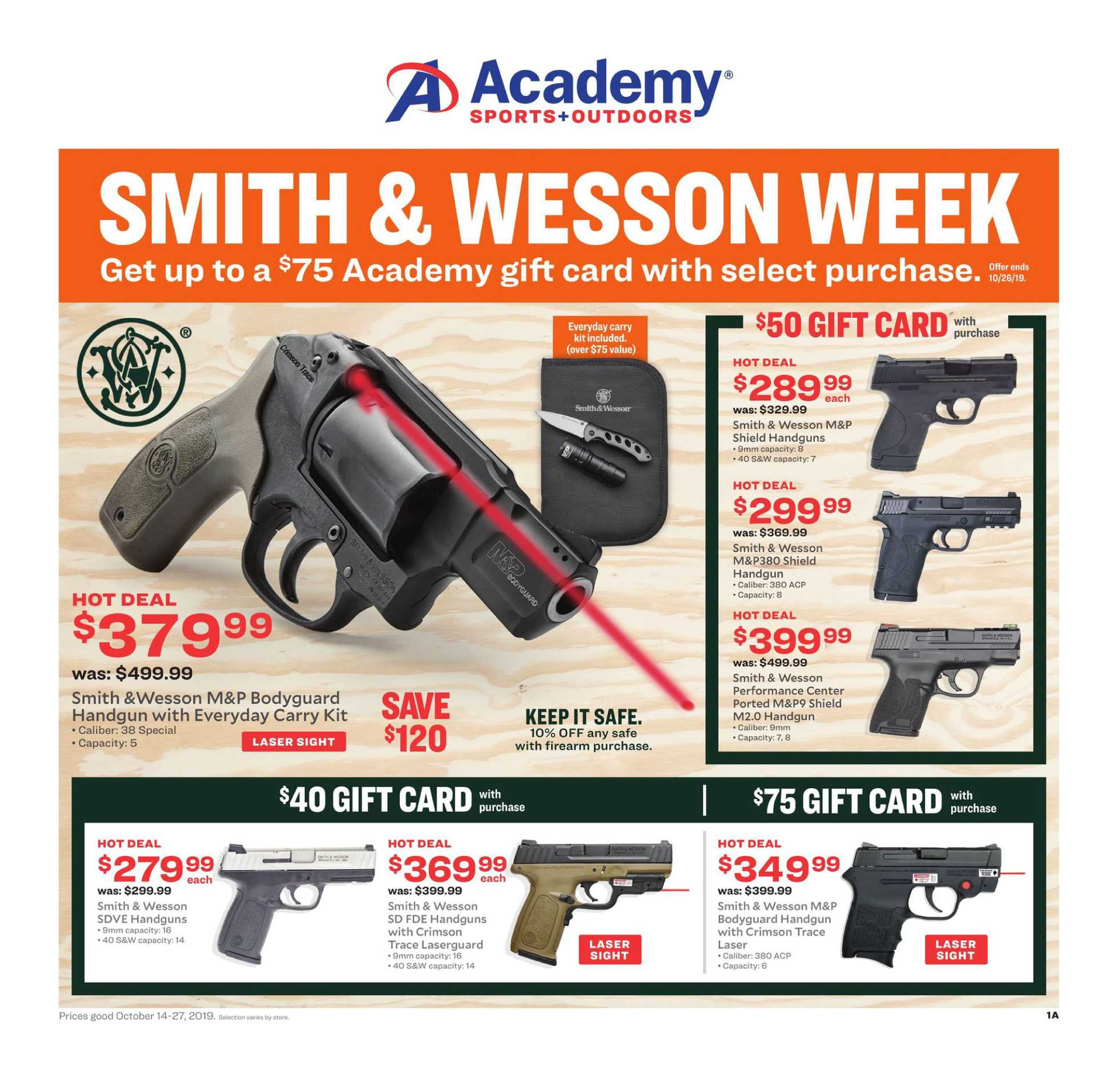Academy Sports + Outdoors - promo starting from 10/14/19 - page 2