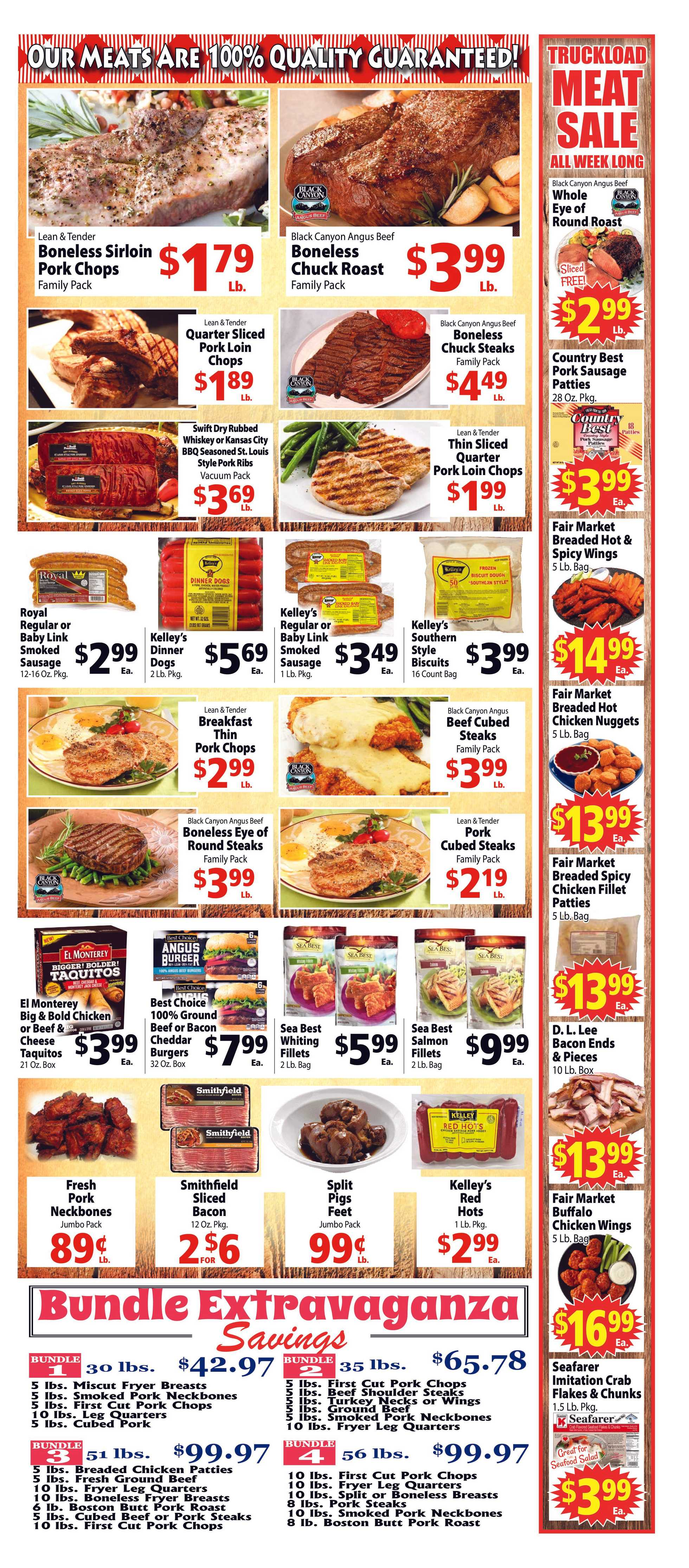 Food Giant - promo starting from 21.08.2019 - page 3