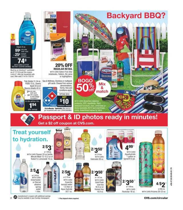 CVS - promo starting from 2019-07-14 - page 4