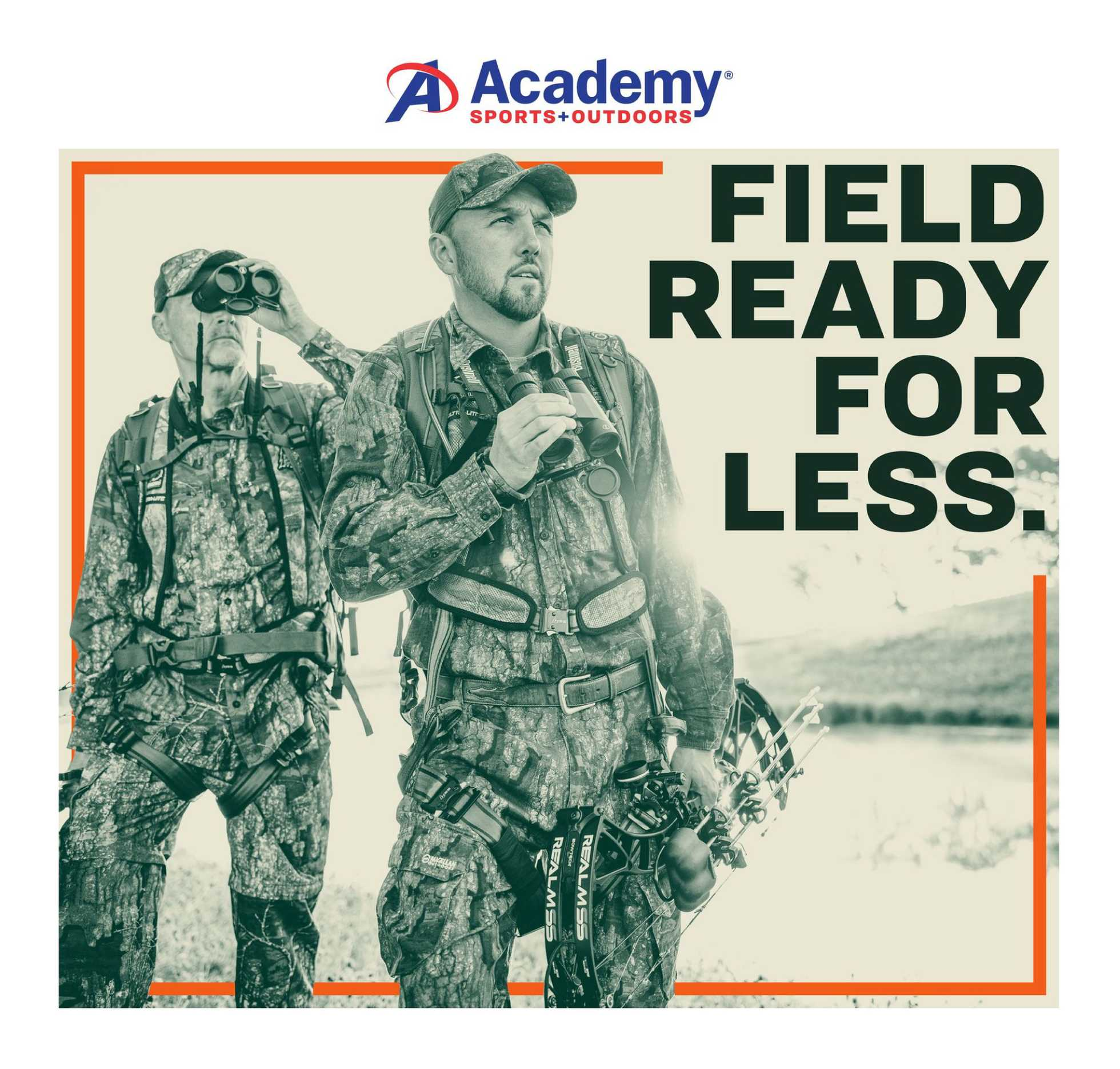Academy Sports + Outdoors - promo starting from 10/14/19 - page 1