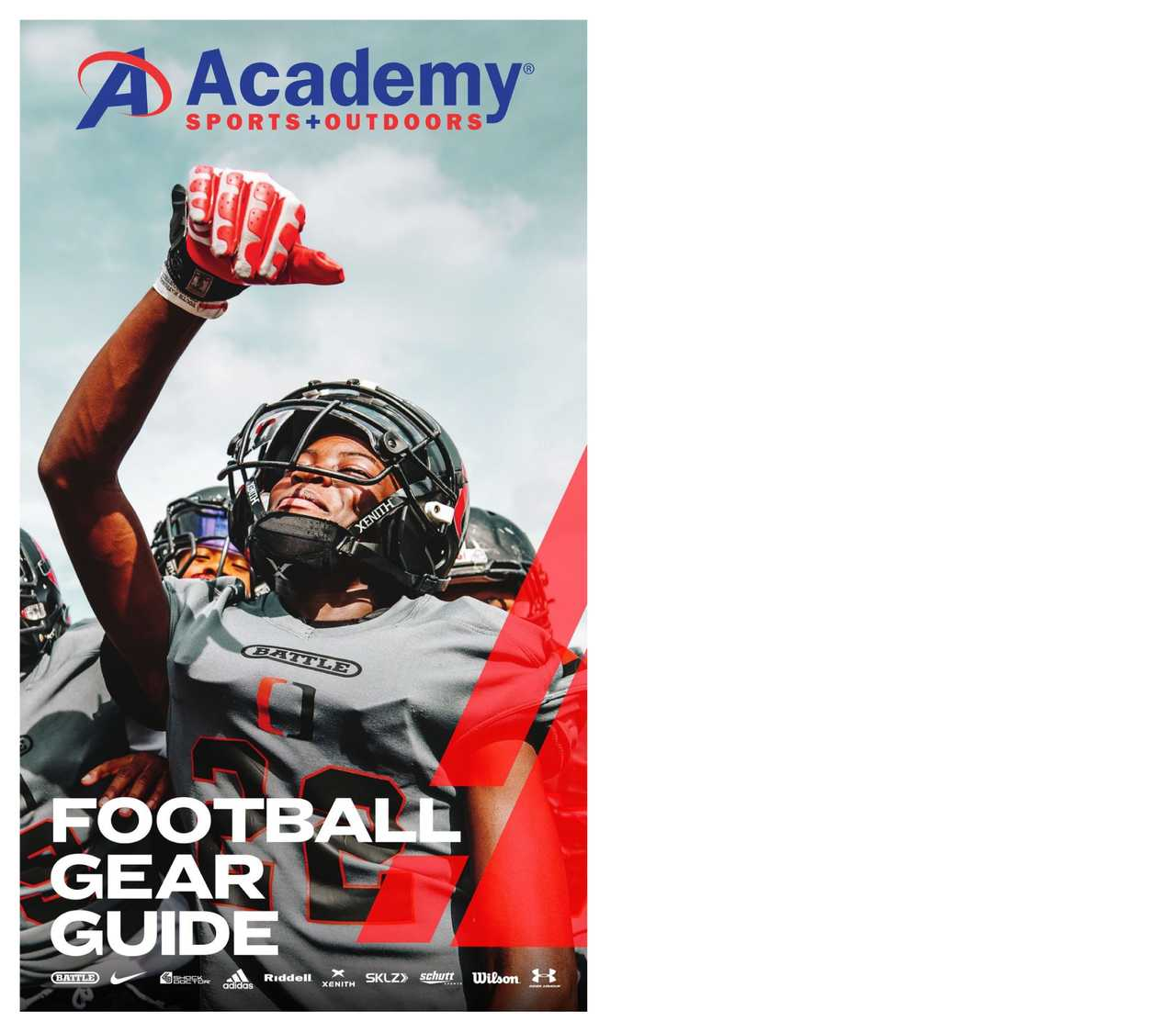 Academy Sports + Outdoors - promo starting from 2019-07-12 - page 1
