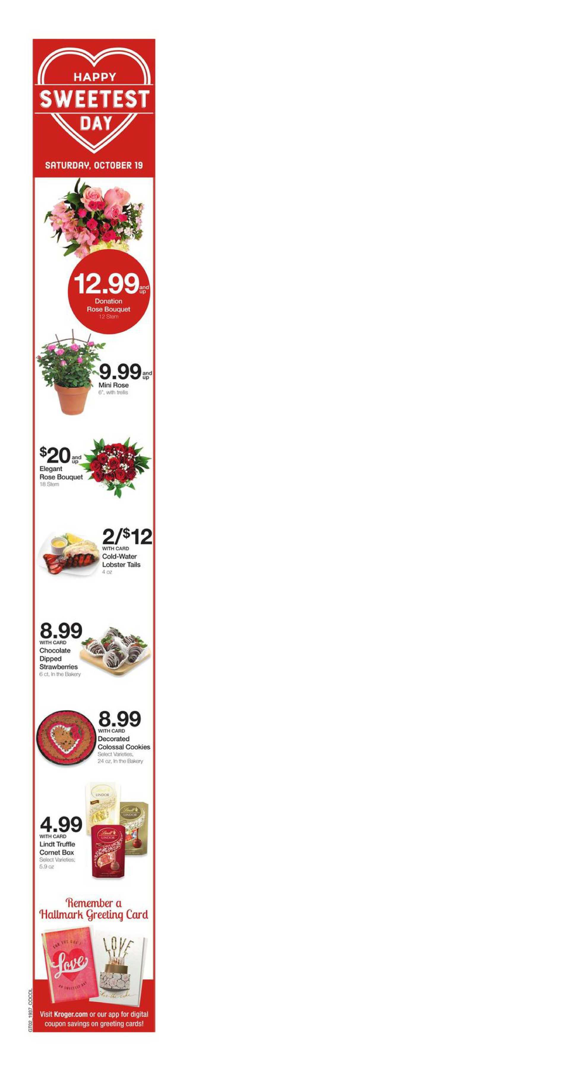 Kroger - promo starting from 10/16/19 - page 2