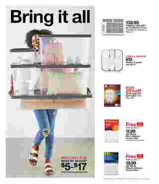 Target - promo starting from 2019-07-14 - page 18