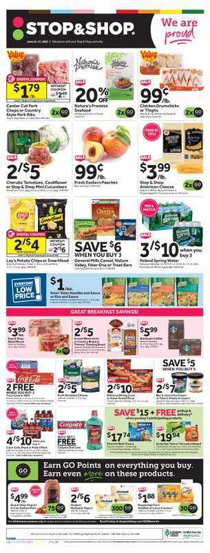 Brookshire's - deals are valid from 06/09/21 to 06/15/21 - page 1.