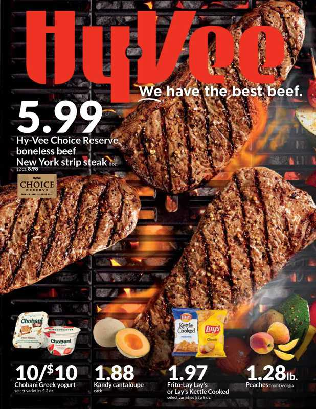 Hy-Vee - deals are valid from 06/09/21 to 06/15/21 - page 1.