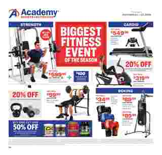 Academy Sports + Outdoors - promo starting from 10/14/19 - page 17