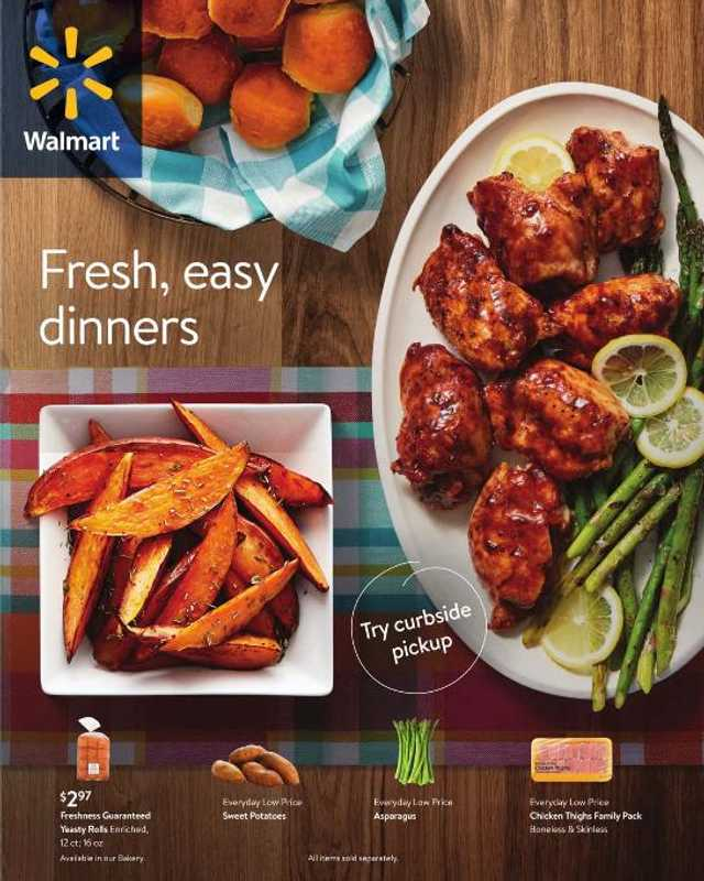 Walmart - deals are valid from 09/01/21 to 09/28/21 - page 1.