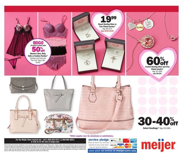 meijer - promo starting from 2019-02-03 - page 8