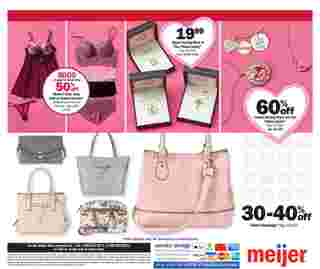 Meijer - promo starting from 03.02.2019 - page 8