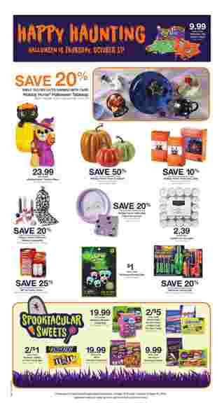 Kroger - promo starting from 10/16/19 - page 8