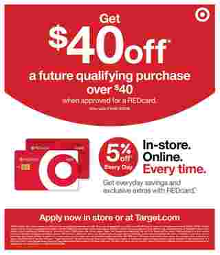 Target - promo starting from 2019-07-14 - page 29