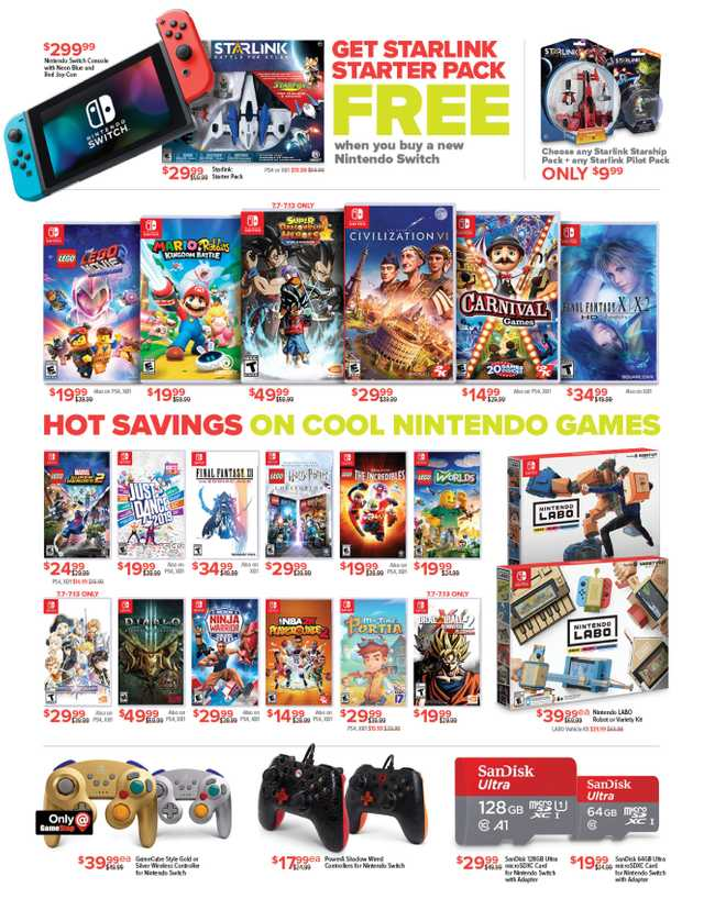 GameStop - promo starting from 2019-07-07 - page 4