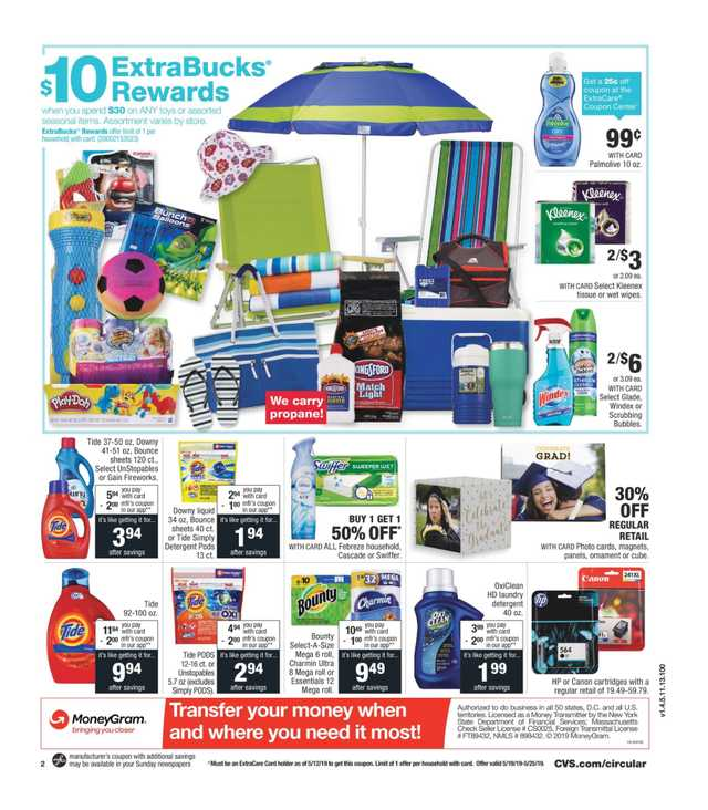 CVS - promo starting from 2019-05-19 - page 3