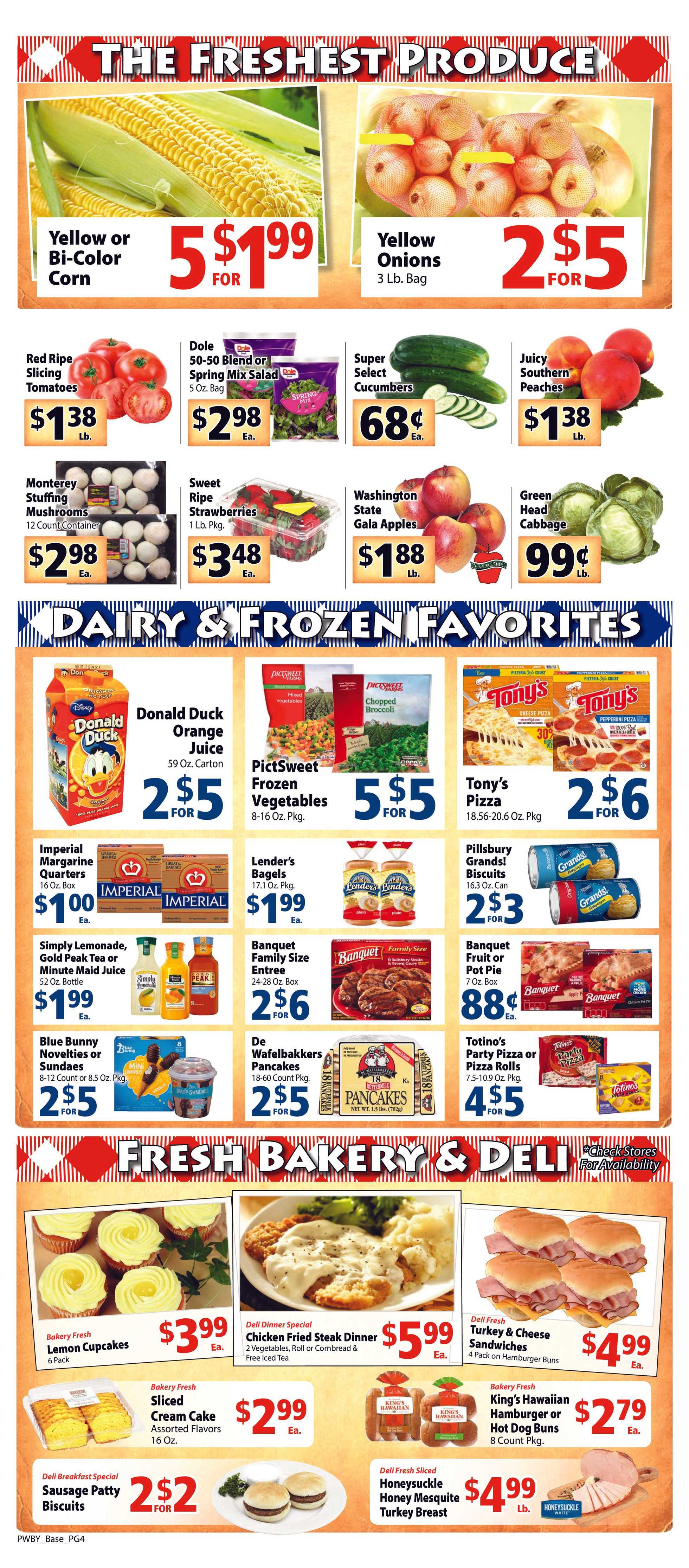 Food Giant - promo starting from 21.08.2019 - page 4