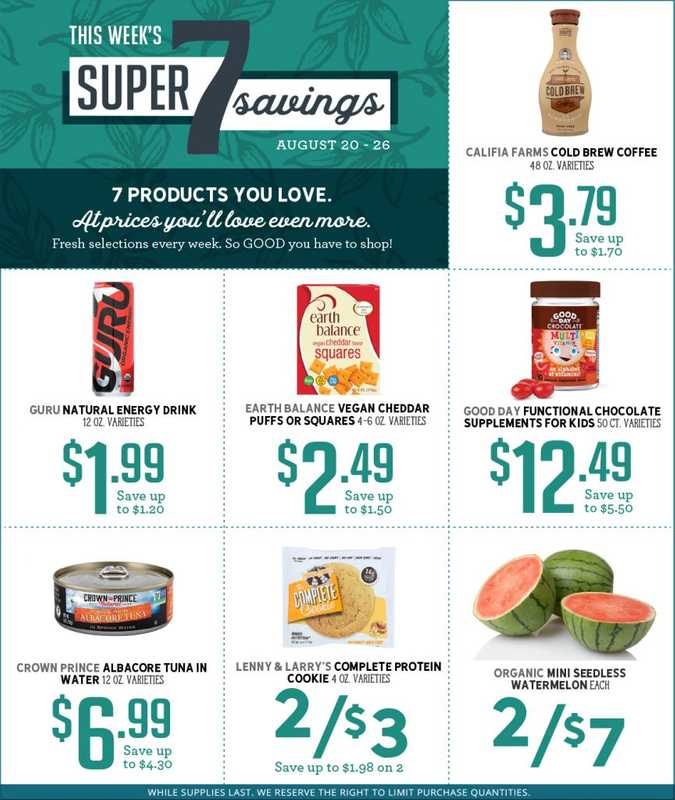 Akin's - deals are valid from 08/20/20 to 08/26/20 - page 1.