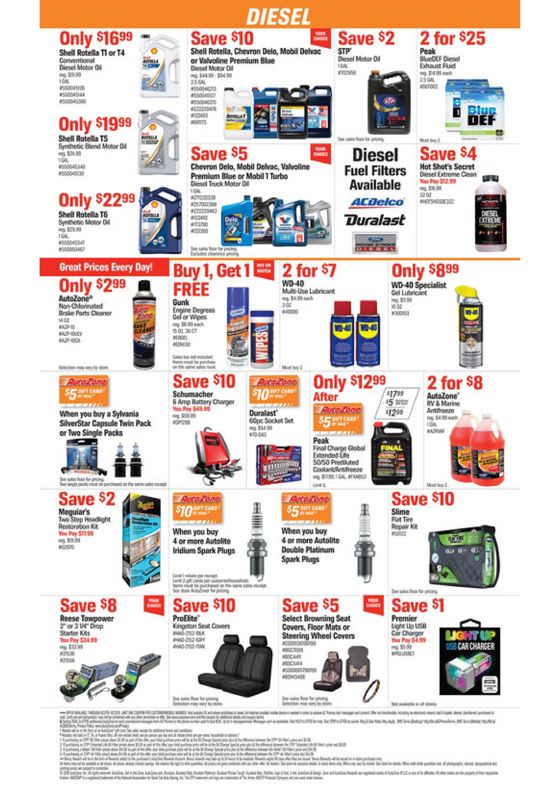 AutoZone - promo starting from 08/27/19 - page 2