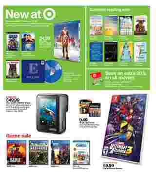 Target - promo starting from 2019-07-14 - page 8
