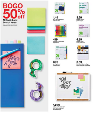 Target - promo starting from 09/15/19 - page 5