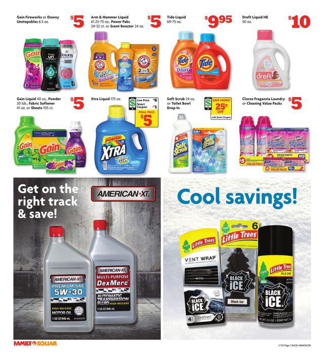 Family Dollar - promo starting from 2019-01-30 - page 2