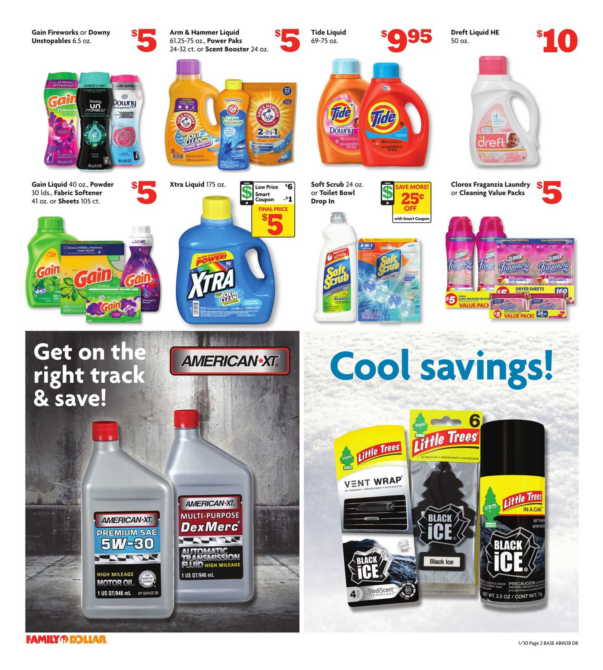 Family Dollar - promo starting from 30.01.2019 - page 2