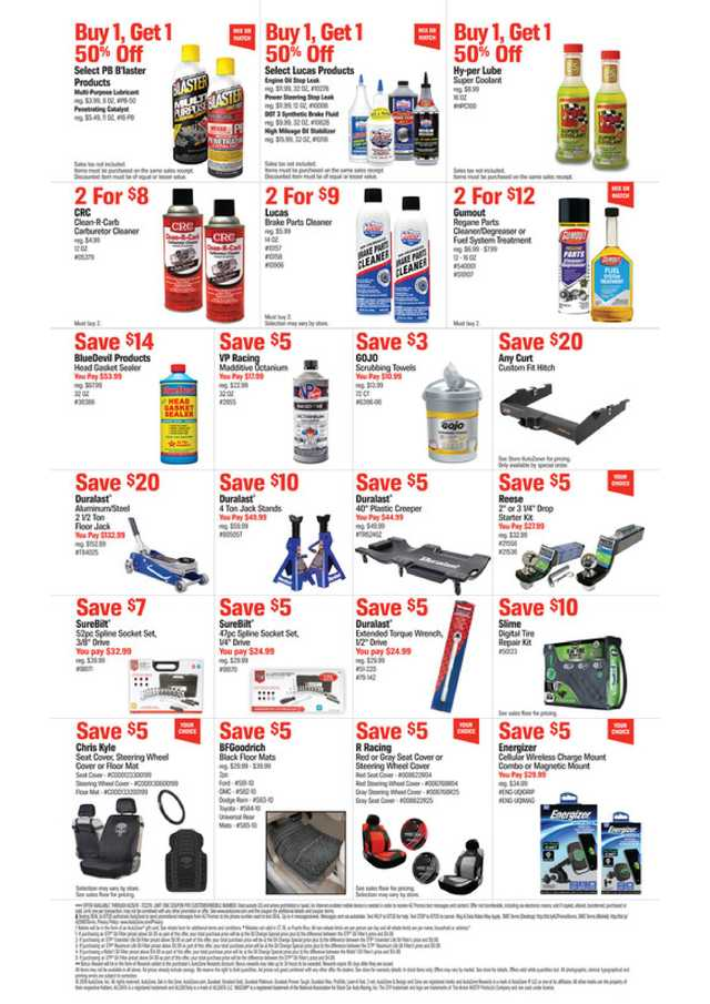 AutoZone - promo starting from 2019-06-25 - page 2