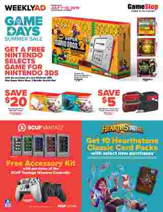 GameStop - promo starting from 2019-07-07 - page 7