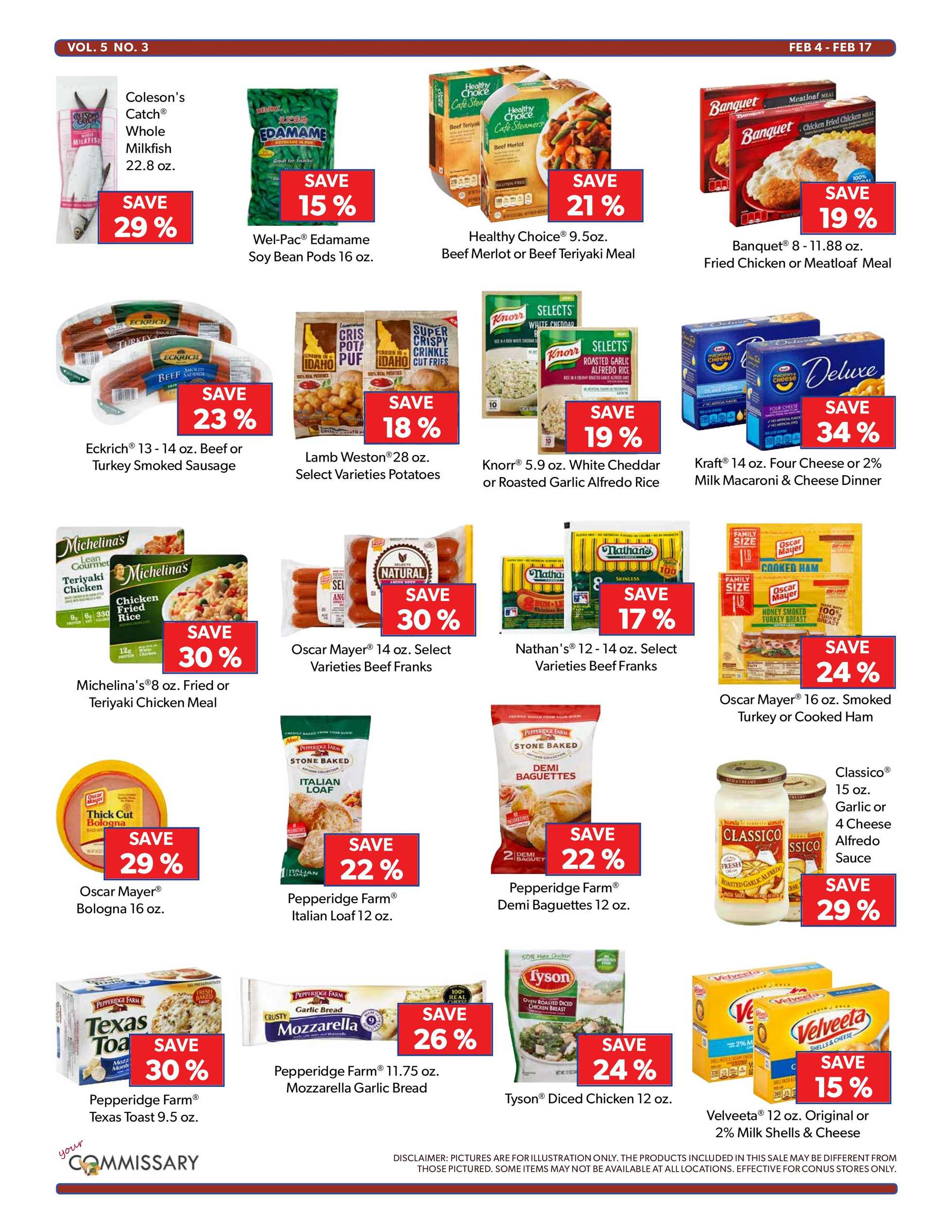 Commissary - promo starting from 04.02.2019 - page 3