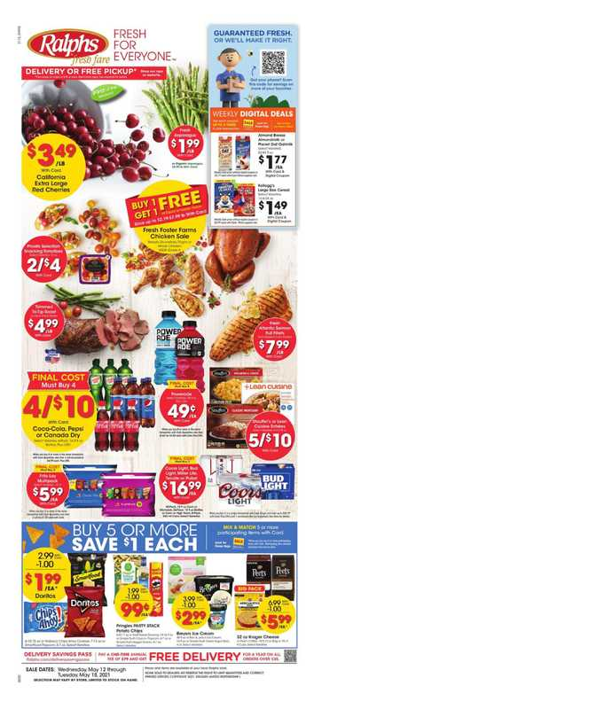 Hobby Lobby - deals are valid from 05/16/21 to 05/22/21 - page 1.