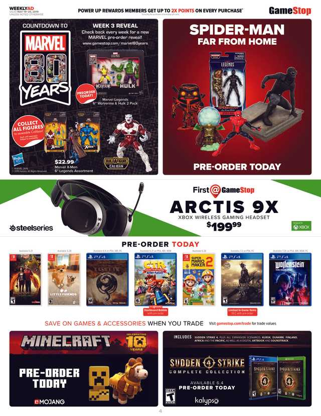 GameStop - promo starting from 2019-05-19 - page 4