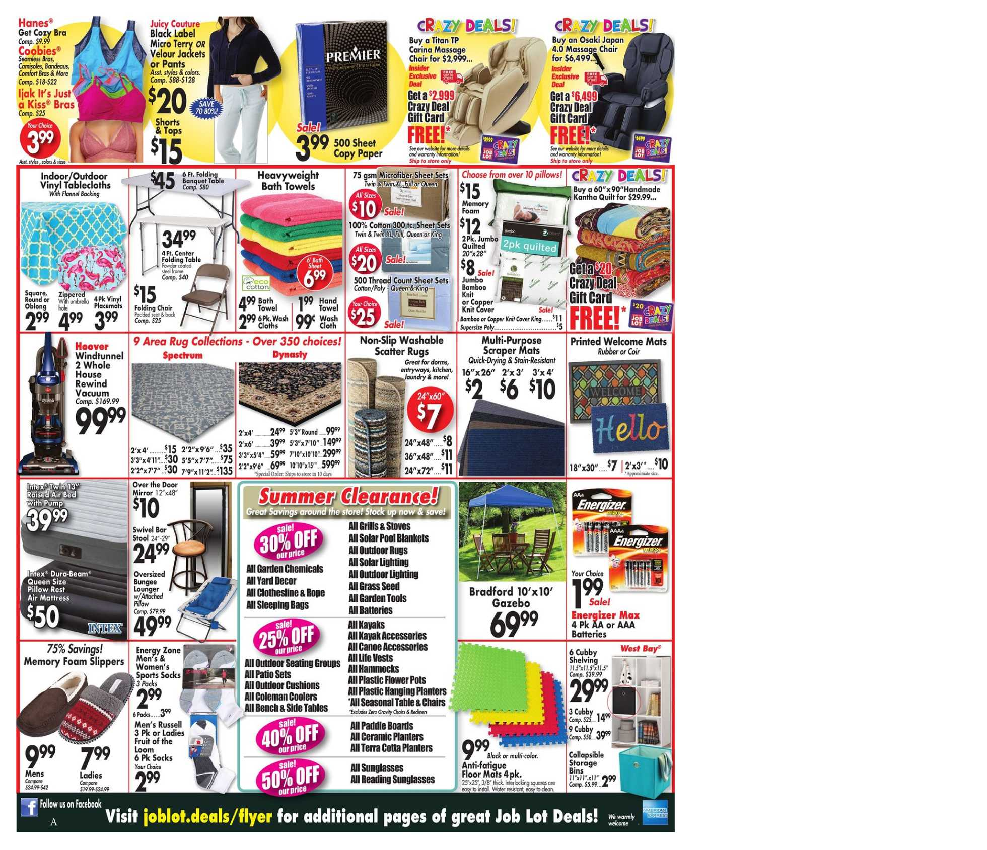 Ocean State Job Lot - promo starting from 22.08.2019 - page 2